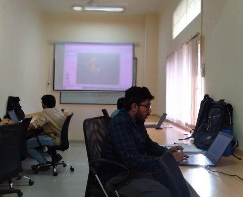 training class room 2